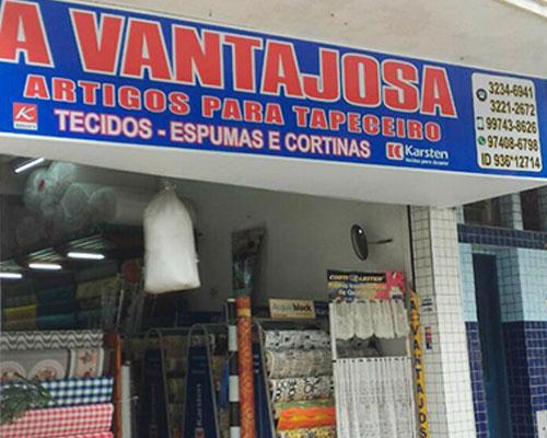 Tecidos para Estofamento em Santos | A vantajosa